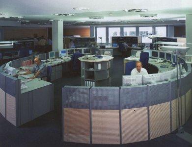stanowisko centrum operacyjne